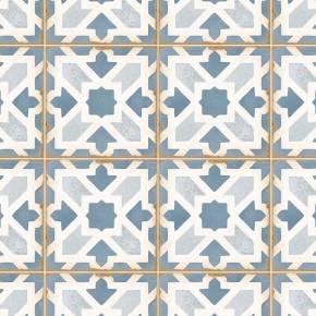 Carrelage henley camden comptoir du c rame comptoir - Lino imitation carreaux de ciment ...