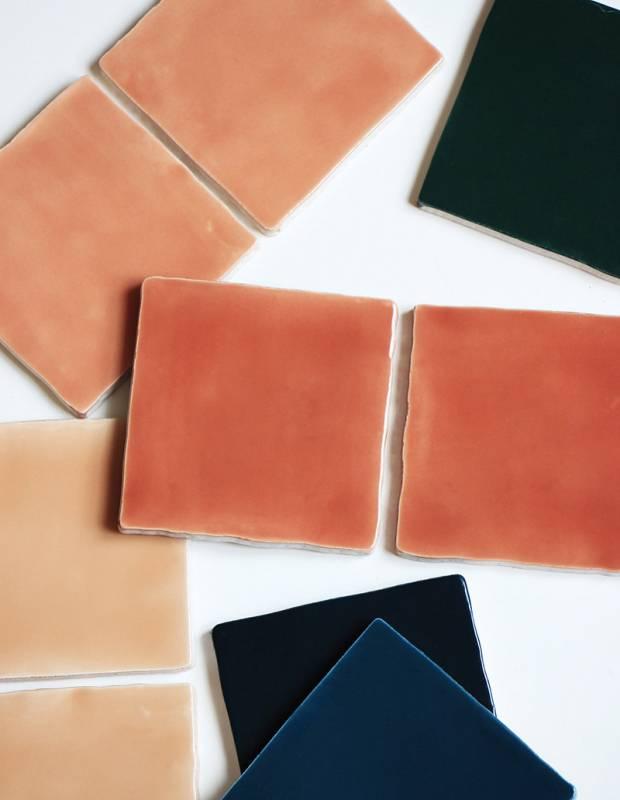 Design faience salle de bain multicolore 49 faience - Imitation faience adhesive ...