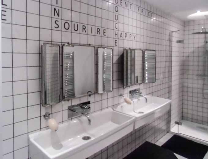 for Carrelage salle de bain enfant