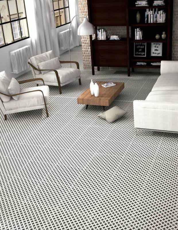 Carrelage carreaux ciment - OT2011001