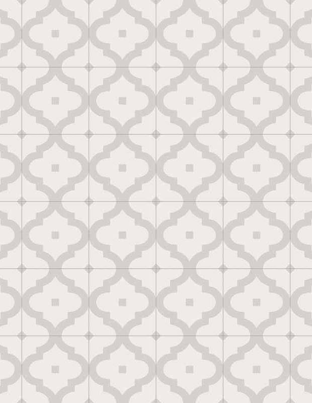 Fliese mit Muster - BO0210001