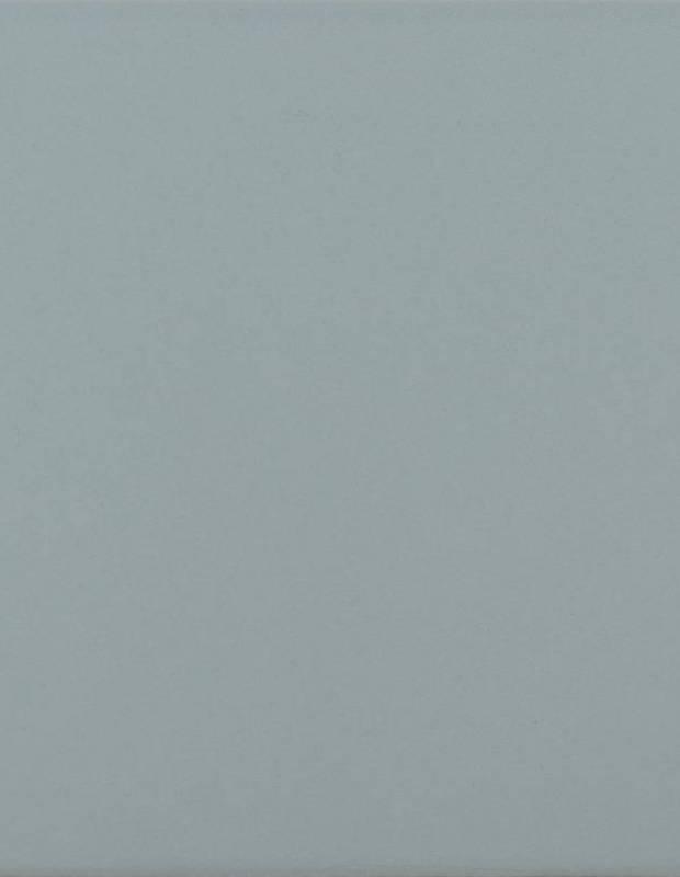 Carrelage 15 x 15 cm mat bleu gris - RA9705005