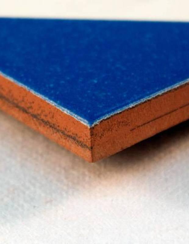 Zementfliesen-Imitat Boden und Wand 20 × 20 cm - VI0104014