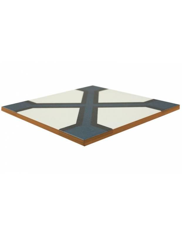 Carrelage imitation carreau ciment sol et mur 20 x 20 cm - NE0108021