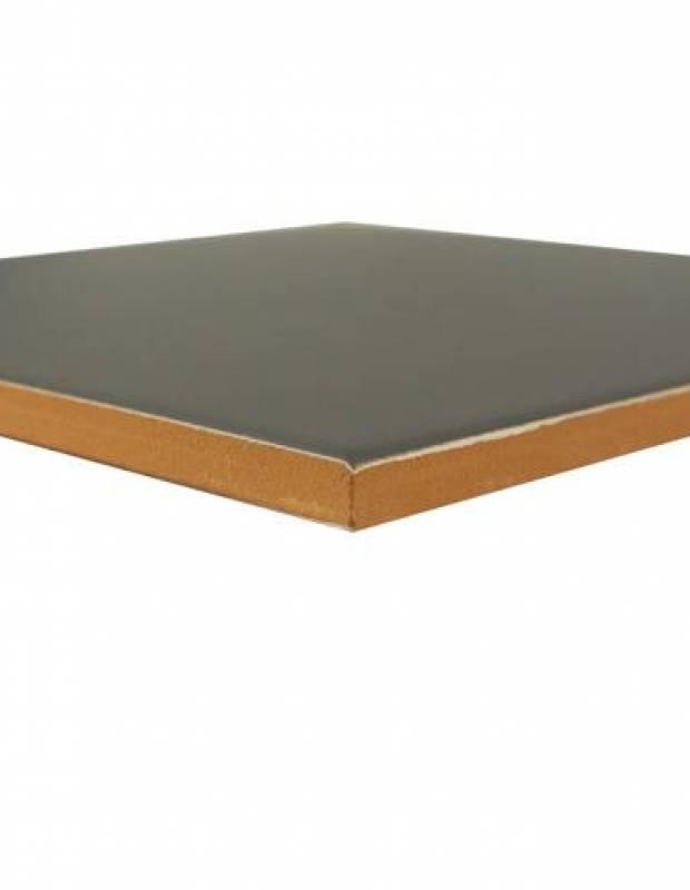 Zementfliesen-Imitat Boden und Wand in Grau 20 × 20 cm - VI0104005