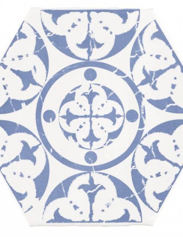 Fliese mit Muster - HE0807001