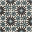 Azulejos Zellij-Stil mit geometrischen Mustern 20 × 20 cm - ZE0114001
