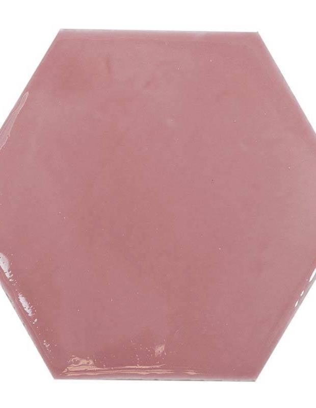 Carrelage hexagonal mural tomette artisanale - CE1406058