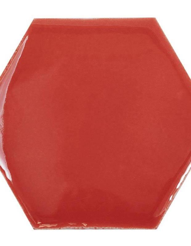 Carrelage hexagonal mural tomette artisanale - CE1406057