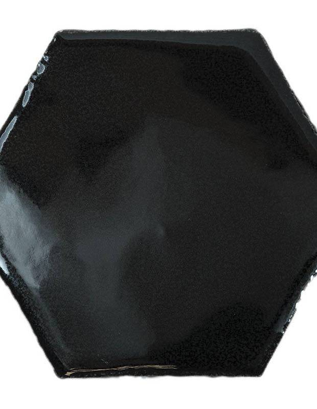 Carrelage hexagonal mural tomette artisanale - CE1406055