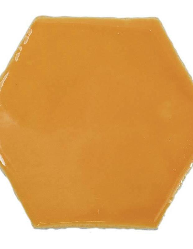 Carrelage hexagonal mural tomette artisanale - CE1406054