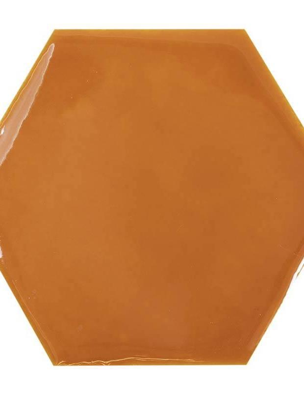 Carrelage hexagonal mural tomette artisanale - CE1406053
