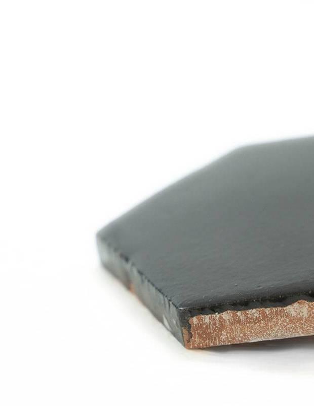 Sechseckige Wandfliese Tomette handgearbeitet - CE1406048