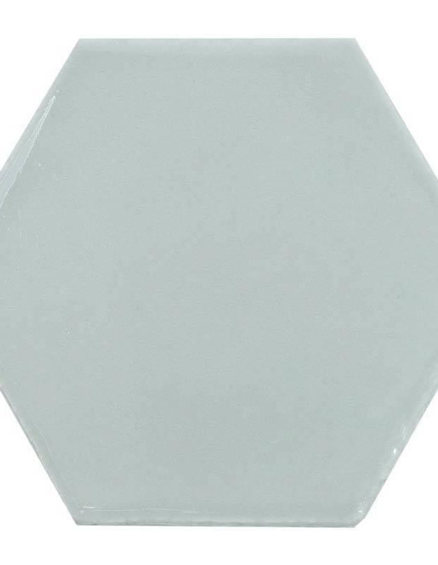 Carrelage hexagonal mural tomette artisanale - CE1406044