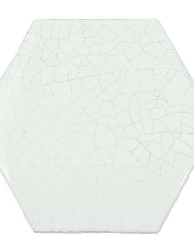 Sechseckige Wandfliese Tomette handgearbeitet - CE1406038