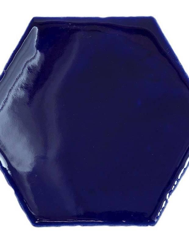Carrelage hexagonal mural tomette artisanale - CE1406037