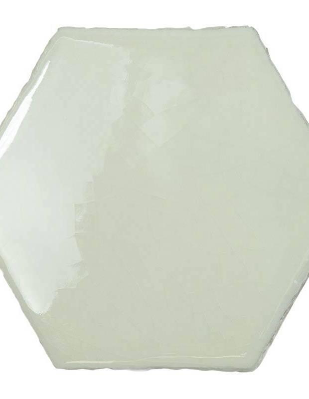 Carrelage hexagonal mural tomette artisanale - CE1406032