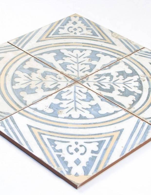 Carrelage ancien mat 45 x 45 cm - FS1104001