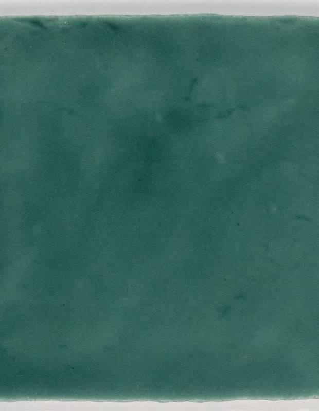 Handgearbeitete Fliese 10 × 10 Typ emaillierte Terrakotta CE1406128