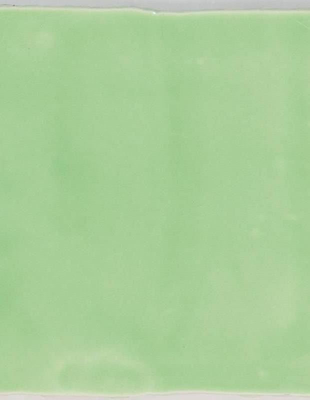 Handgearbeitete Fliese 10 × 10 Typ emaillierte Terrakotta CE1406124