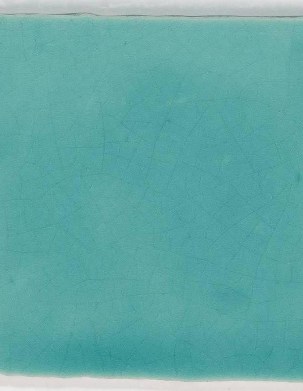 Handgearbeitete Fliese 10 × 10 Typ emaillierte Terrakotta CE1406121