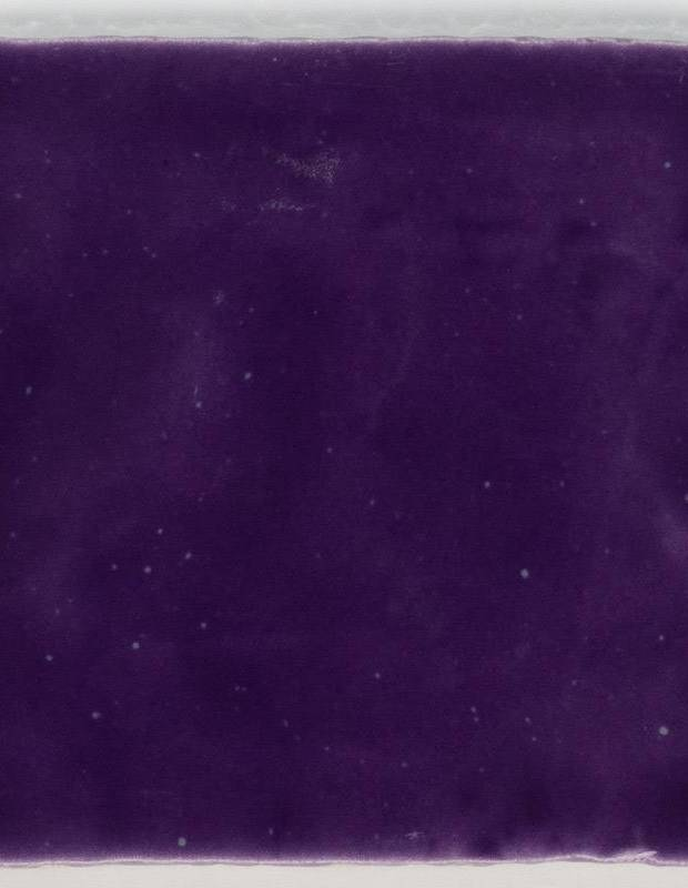 Handgearbeitete Fliese 10 × 10 Typ emaillierte Terrakotta CE1406110