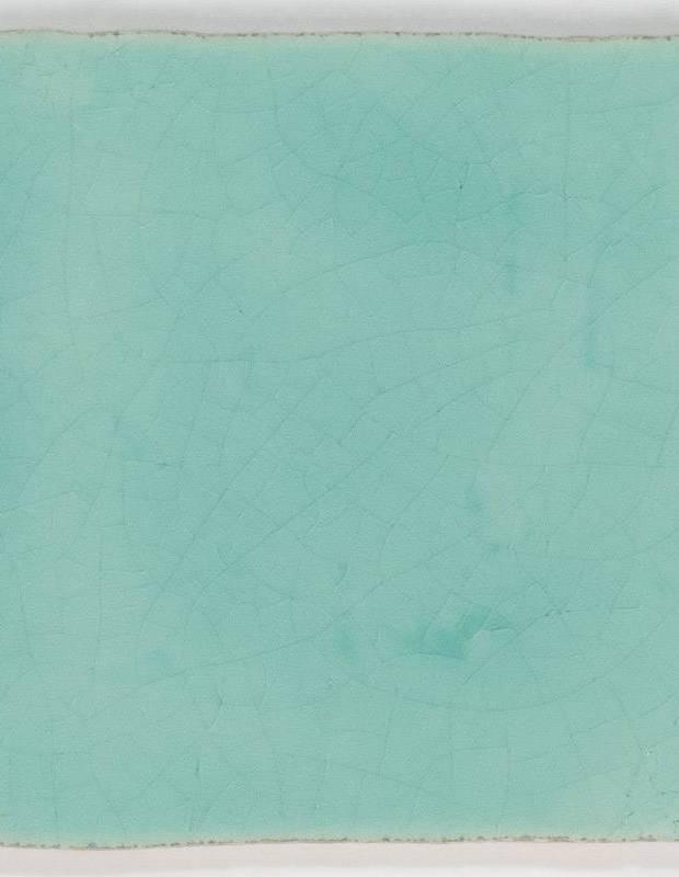 Handgearbeitete Fliese 10 × 10 Typ emaillierte Terrakotta CE1406102