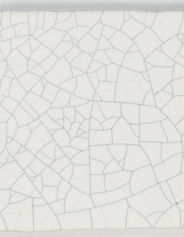 Handgearbeitete Fliese 10 × 10 Typ emaillierte Terrakotta CE14061095