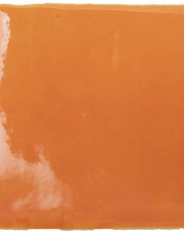 Handgearbeitete Fliese 10 × 10 Typ emaillierte Terrakotta CE1406089