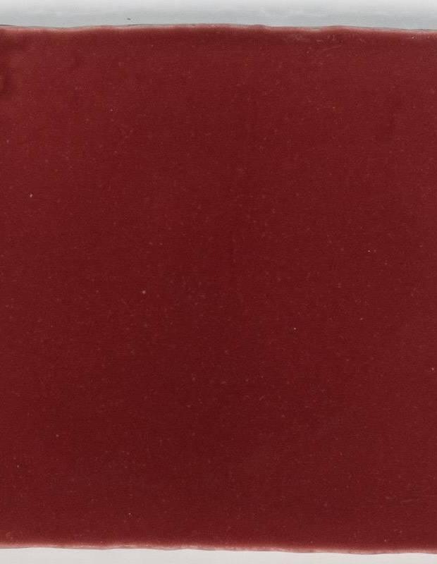 Handgearbeitete Fliese 10 × 10 Typ emaillierte Terrakotta CE1406087