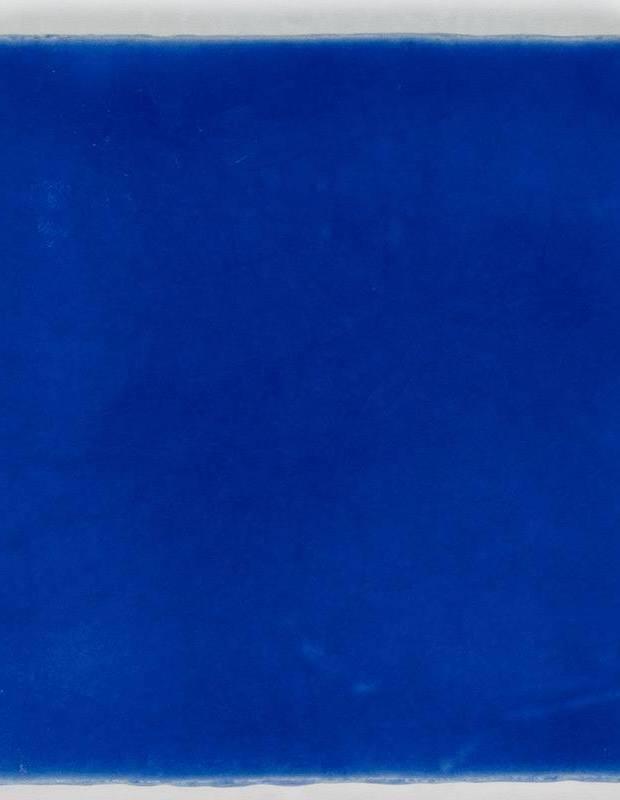 Handgearbeitete Fliese 10 × 10 Typ emaillierte Terrakotta CE1406078