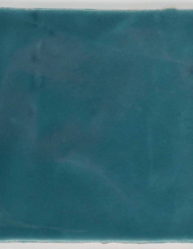Carrelage artisanal 10 x 10 type terre cuite émaillée CE1406075