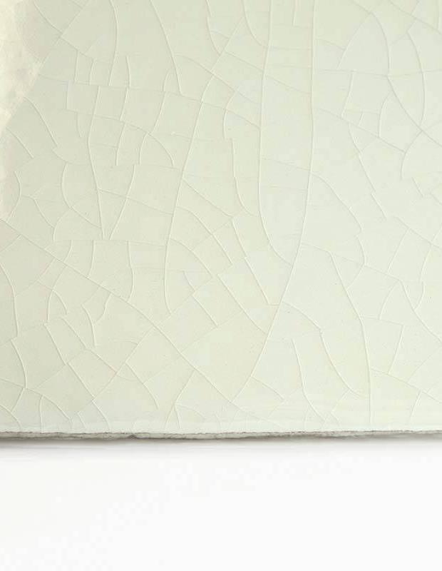 Handgearbeitete Fliese 10 × 10 Typ emaillierte Terrakotta CE1406083