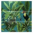 Collection Jungle esprit exotique contemporain