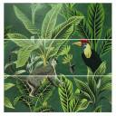 Collection Jungle esprit exotique contemporain