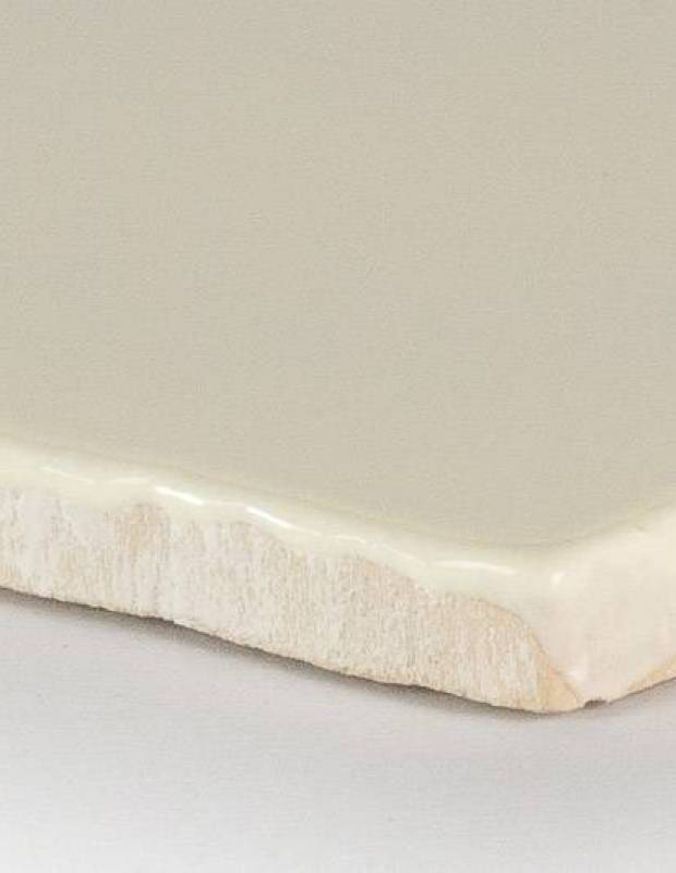 Carrelage artisanal 10 x 10 type terre cuite émaillée CE1406096