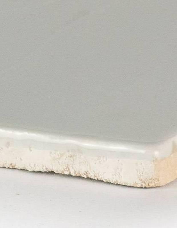 Handgearbeitete Fliese 10 × 10 Typ emaillierte Terrakotta CE1406100