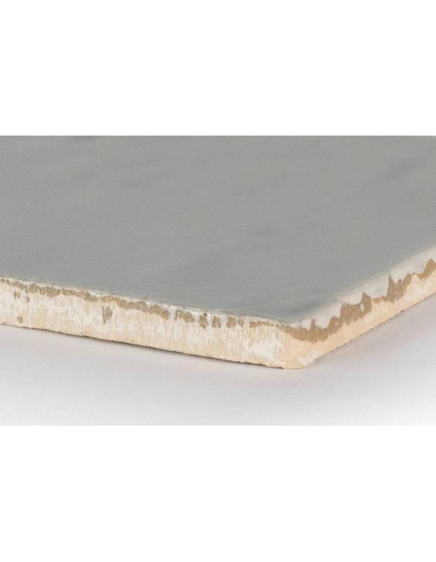 Carrelage artisanal 10 x 10 type terre cuite émaillée CE1406129
