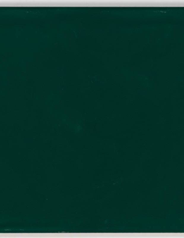 Carrelage 15 x 15 cm martelé vert à effet artisanal - LU7404058