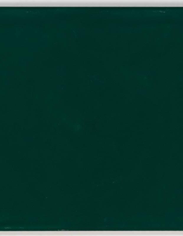 Gehämmerte Fliese 15 × 15 cm grün Handmade-Effekt - LU7404058