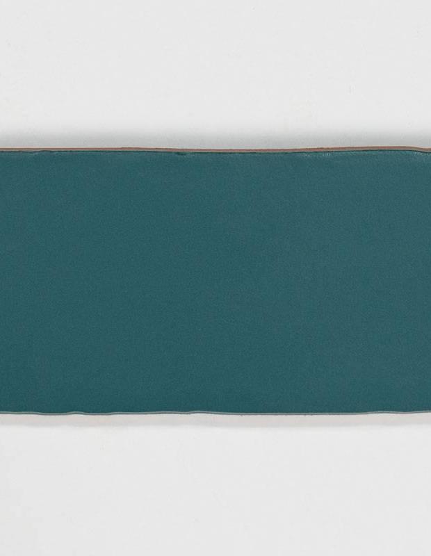 Retro-Wandfliese seidig blau - AN0802016