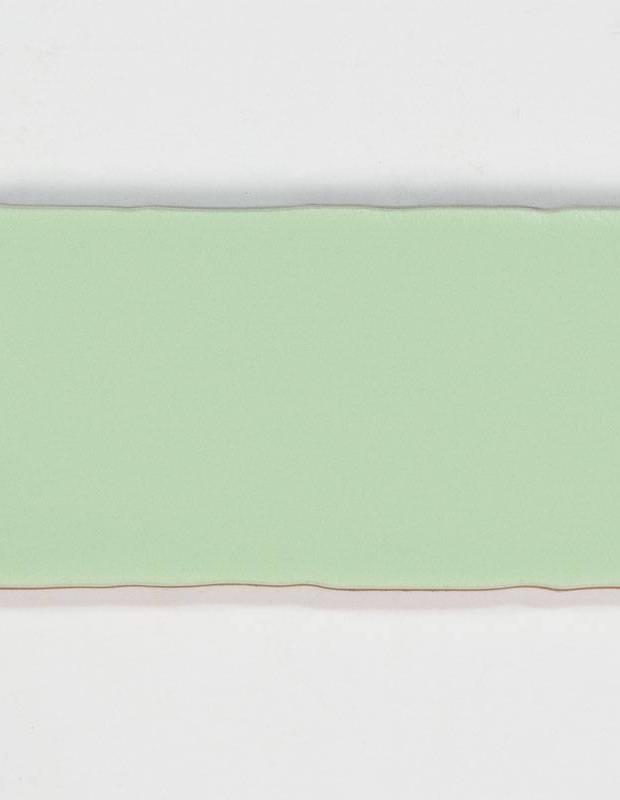 Retro-Wandfliese seidig grün - AN0802022