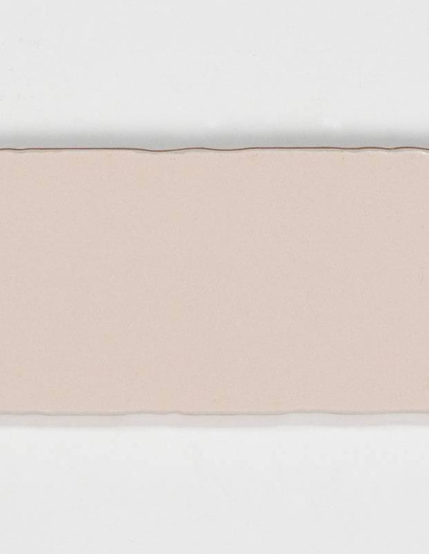 Retro-Wandfliese seidig rosa - AN0802025
