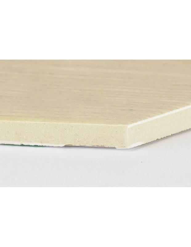 Rautenförmige Fliesen in Holzoptik für den Innen- und Außenbereich - DI5904002