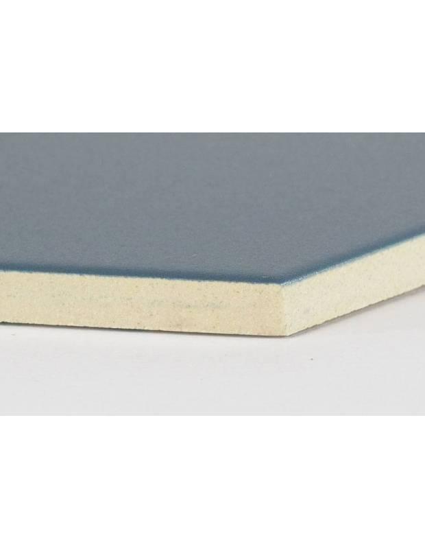 Rautenförmige Fliese in Blautönen für den Innen- und Außenbereich - FL5905003