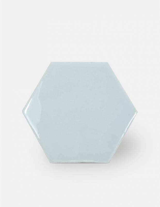 Sechseckige Wandfliese Tomette handgearbeitet - CE1406043