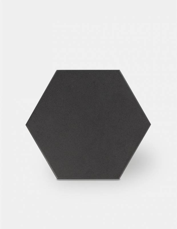 Carrelage hexagonal anthracite - ES0518004