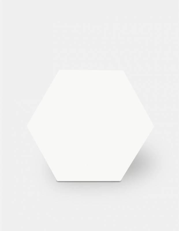 Carrelage hexagonal, la tomette grès cérame good vibes - GO0812008