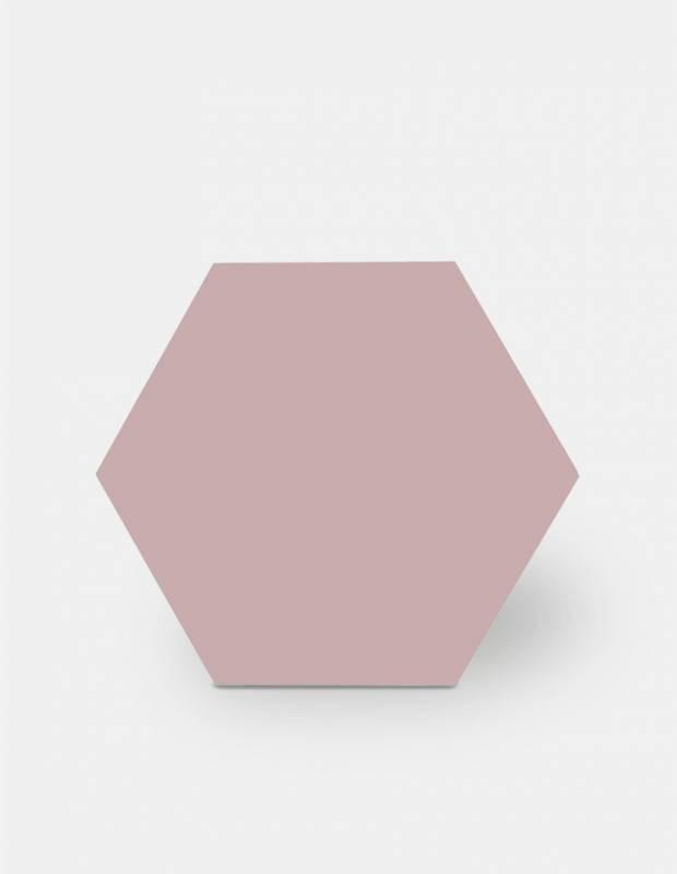 Sechseckige Fliese, die Tomette aus Steinzeug Good Vibes - GO0812012