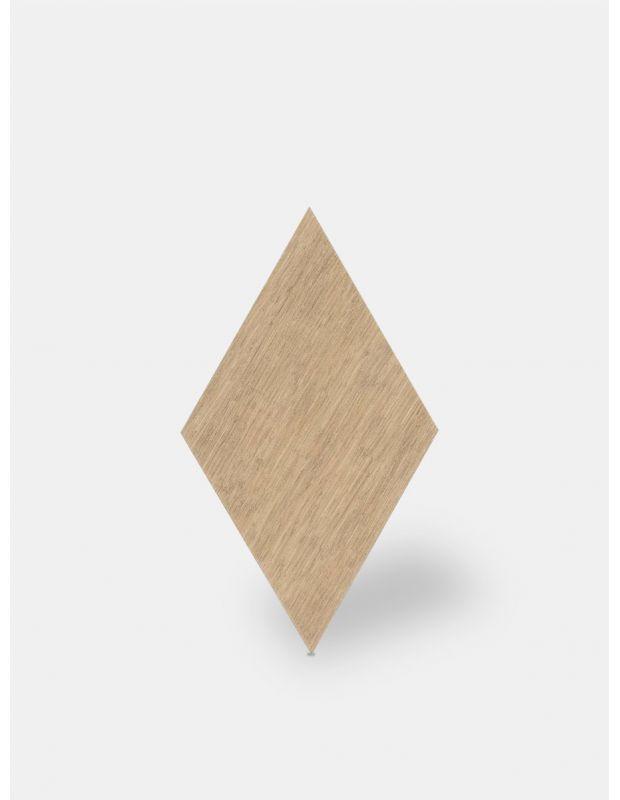 Carrelage en losange aspect bois intérieur et extérieur - DI5904003